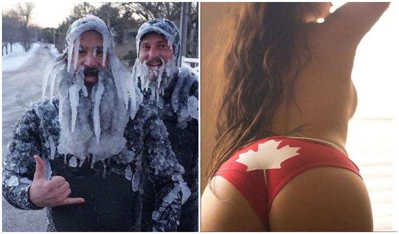 Ээ дээ, энэ канадчууд уу?