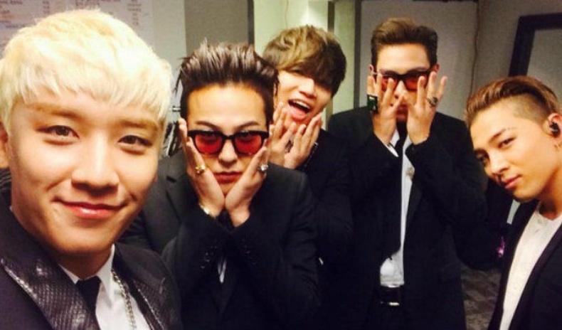 """Солонгосын алдарт """"Big Bang"""" хамтлаг эргэн ирэх үү?"""