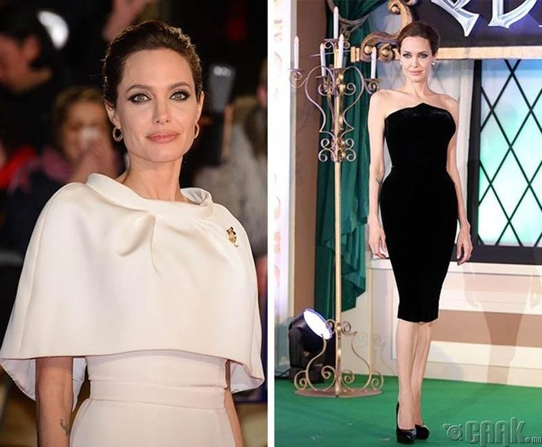 Анжелина Жоли (Angelina Jolie) - АНУ-ын алдарт жүжигчин, сайн үйлсийн элч