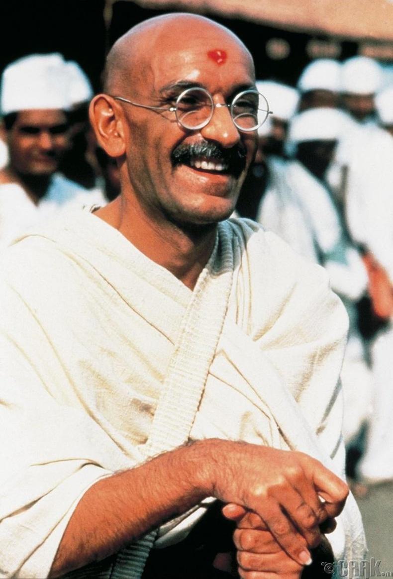 "Махатма Ганди - ""Ганди"" (1982)"