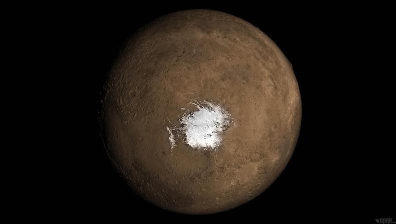 Ангараг гараг дээр ус олдсон нь