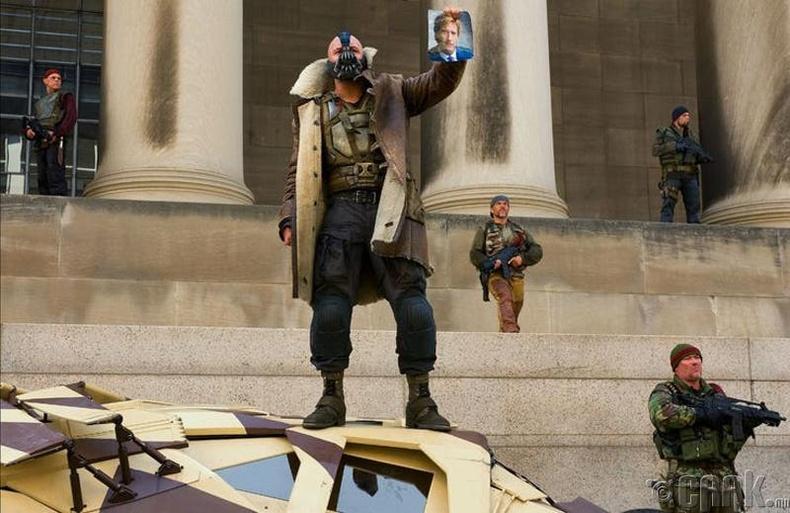 """DC"" киноны төгсгөлүүд илүү сонирхолтой"
