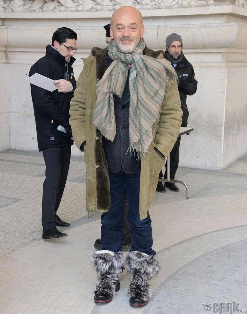 Кристиан Луибутин (Christian Louboutin), 56