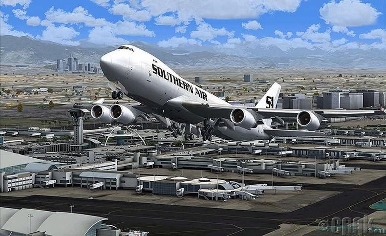 """""""Лос-Анжелес"""" олон улсын нисэх онгоцны буудал, АНУ"""
