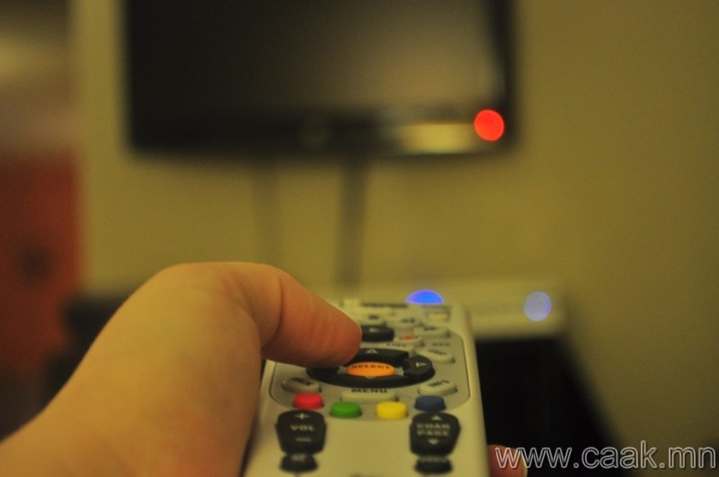 Телевизийн удирдлага