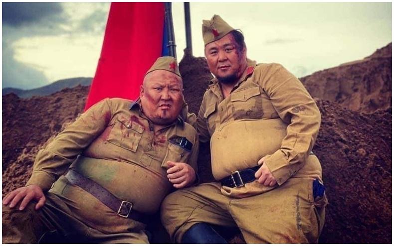 Монгол элдэв зураг №64 (60 фото)