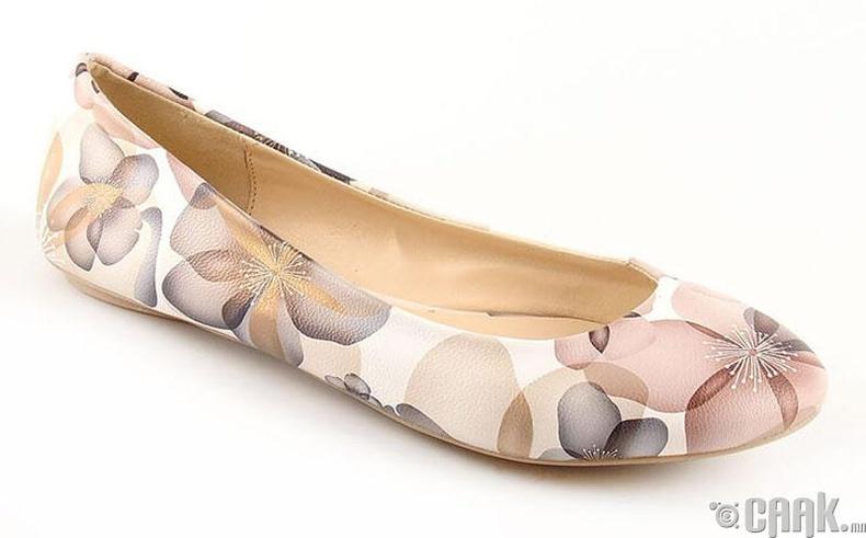 Хавтгай ултай гутал