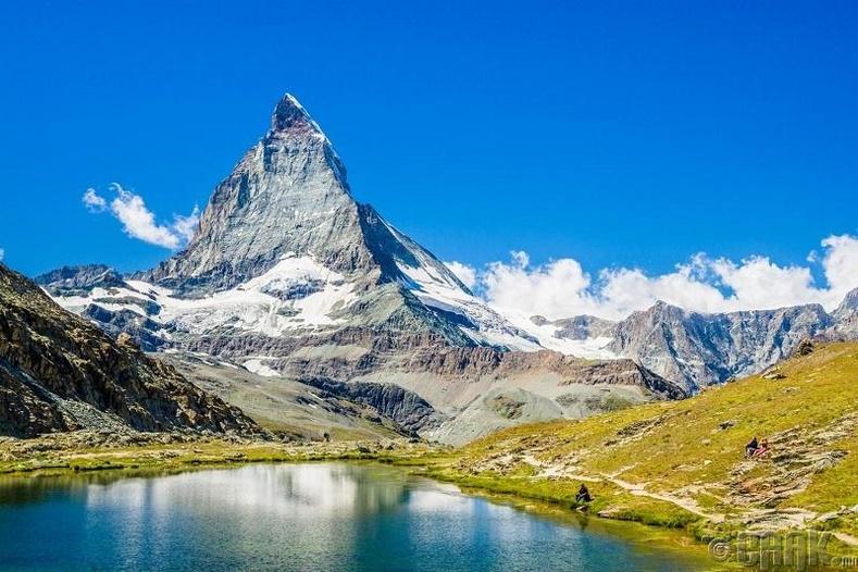 Маттерхорн уул нь Европын хамгийн өндөр уул - Худал