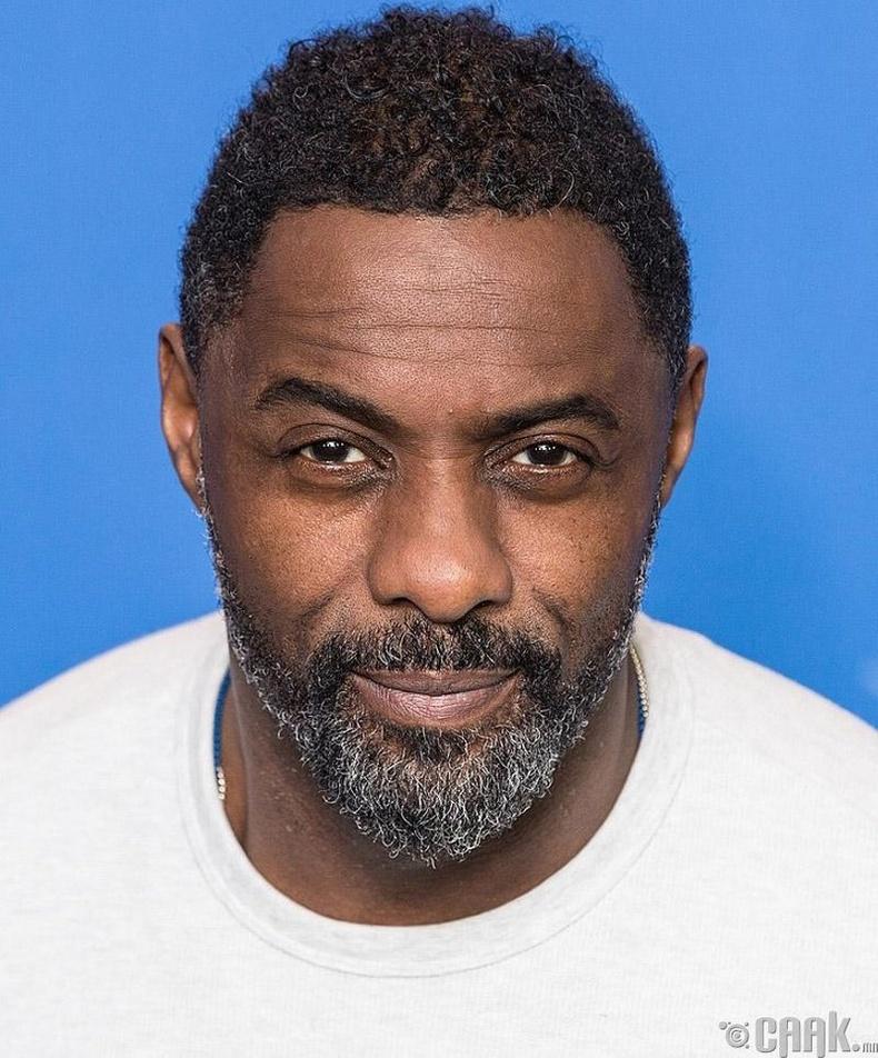 Идрис Элба (Idris Elba)