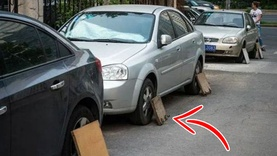 Хятад, япончууд яагаад машиныхаа дугуйг хавтангаар таглаж тавьдаг вэ?