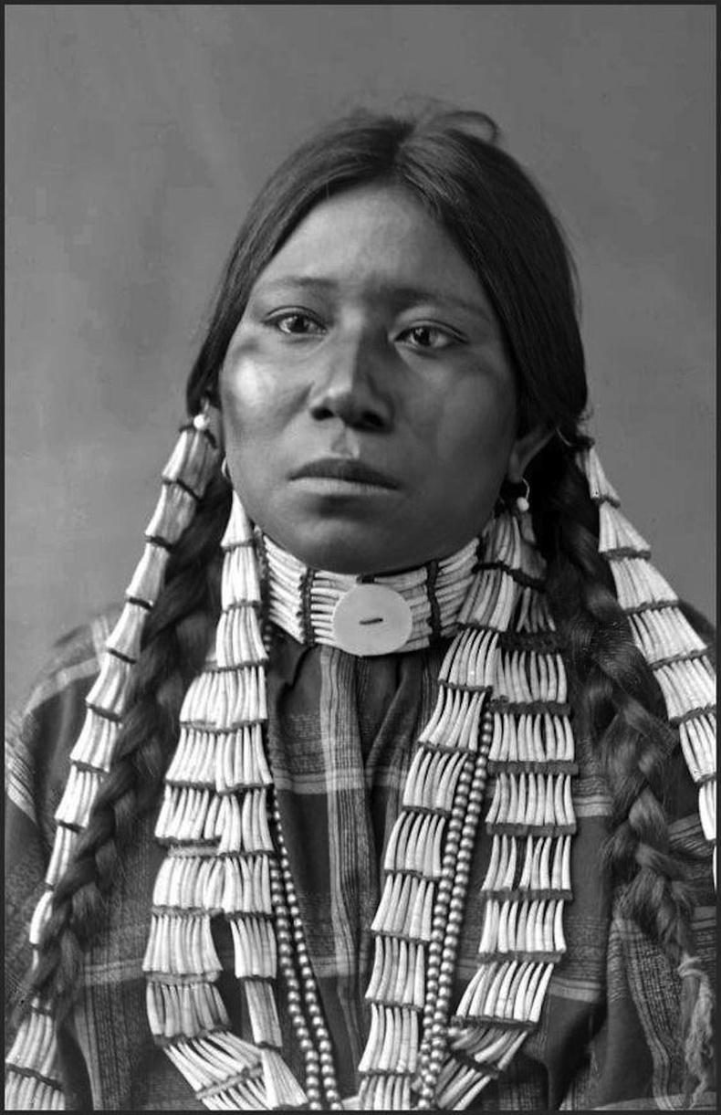 Чироке (Cherokee) омгийн охин 1887