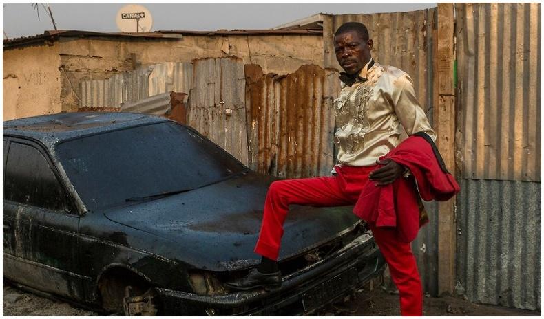 """Африк тивийн гангачуул буюу """"саперууд"""" гэрэл зурагчин Тарик Зайдигийн дуранд..."""