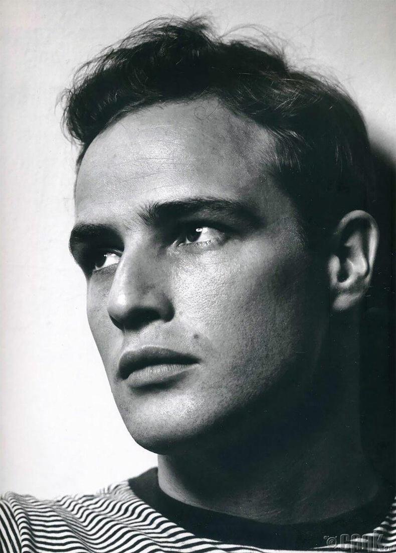 Жүжигчин Марлон Брандо, 1950 он