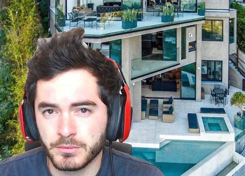 """""""Youtube""""-ээр баяжсан 23 настай залуугийн тансаг амьдрал"""