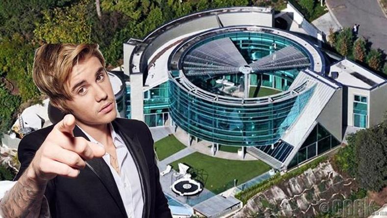 Жастин Бибер - 20 сая ам.долларын үнэтэй харш