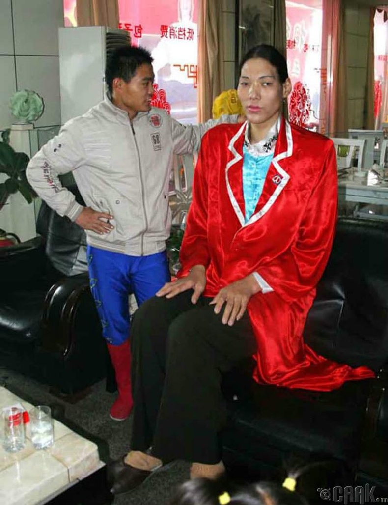 Сун Фань (Sun Fang) - 224 см