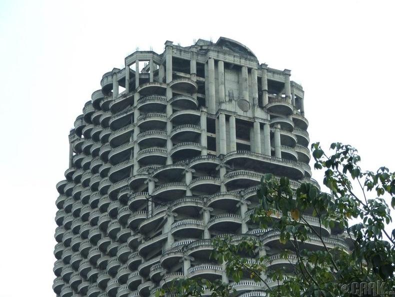 """Sathorn Unique""цамхаг - Тайланд, 185 метр, 49 давхар"
