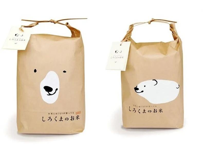"""Shirokuma"" брэндийн будаа. Дизайнер Ишикава Рюта"