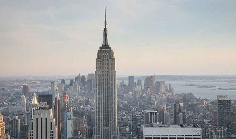 Эмпайр Стэйт Буйлдинг (Empire State Building), Нью Йорк хот, АНУ