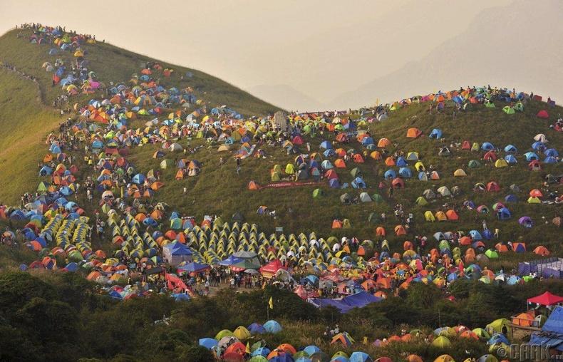 2013 оны олон улсын аяллын фестивал - Пиншиань, Хятад