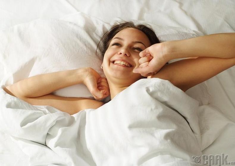 Сайн унтаж, амрах