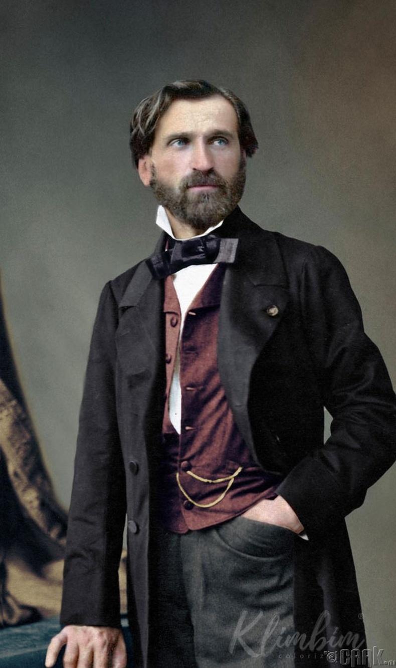 Хөгжмийн зохиолч Жюзеппе Верди (Giuseppe Verdi) - 1853 он