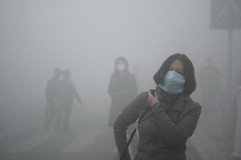 Агаарын бохирдол зөвшөөрөгдөх хэмжээнээс 40 дахин хэтэрсэн Бээжин хот