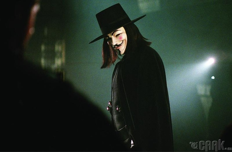 "V, ""V For Vendetta"""