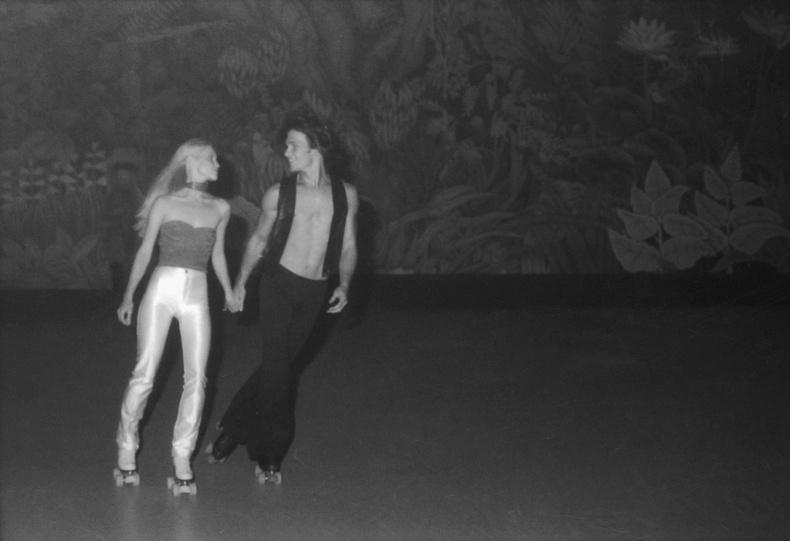 Патрик Суэйзи болон түүний эхнэр Лиза Ниеми, 1979 он.