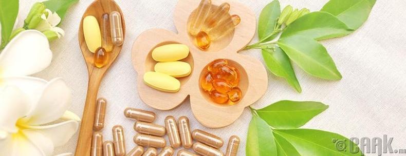 Витамин болон хүнсний нэмэлт бүтээгдэхүүнүүд нүдний хараанд сайнаар нөлөөлдөг үү?