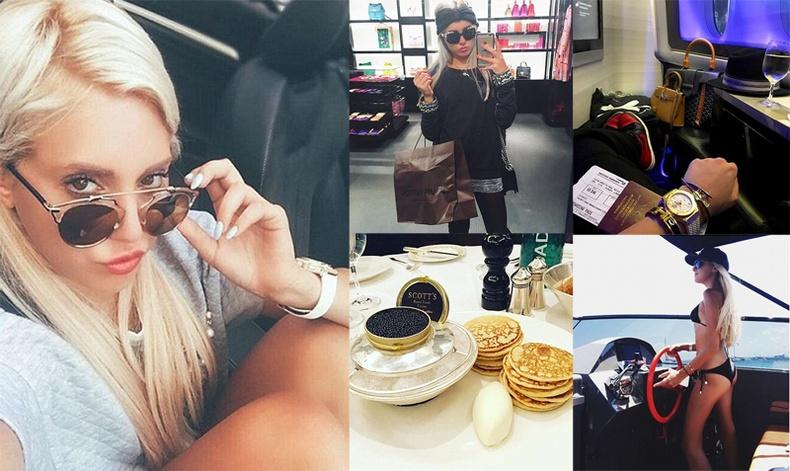 20 настай баян бүсгүйн тансаглал