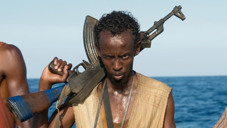 Бархад Абди (Barhad Abdi) - Captain Phillips (2013)