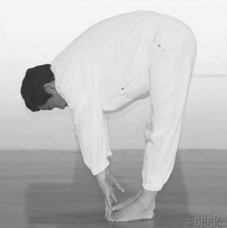 Нэгдүгээр дасгал: Сээр нурууг чангалах