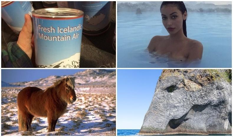 """""""Алслагдсан диваажин"""" Исланд улсын тухай сонирхолтой баримтууд"""