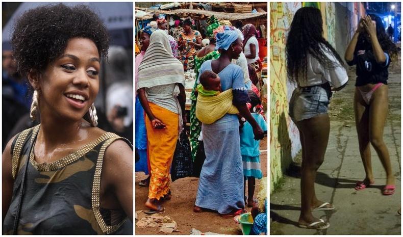 Африкчуудын өнөөгийн бодит дүр төрх