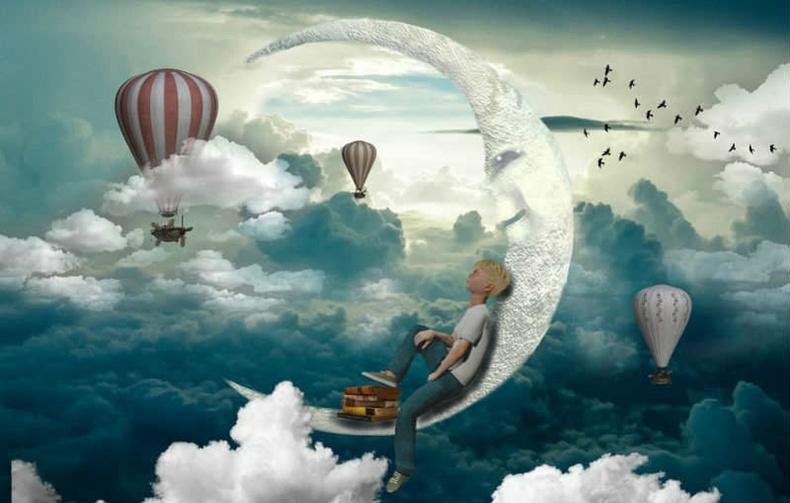 Мөрөөдөл бол цаг хугацаагаа алдаж буй хэрэг
