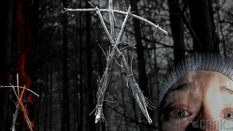 """""""The Blair Witch Project"""" 1999 он, АНУ"""
