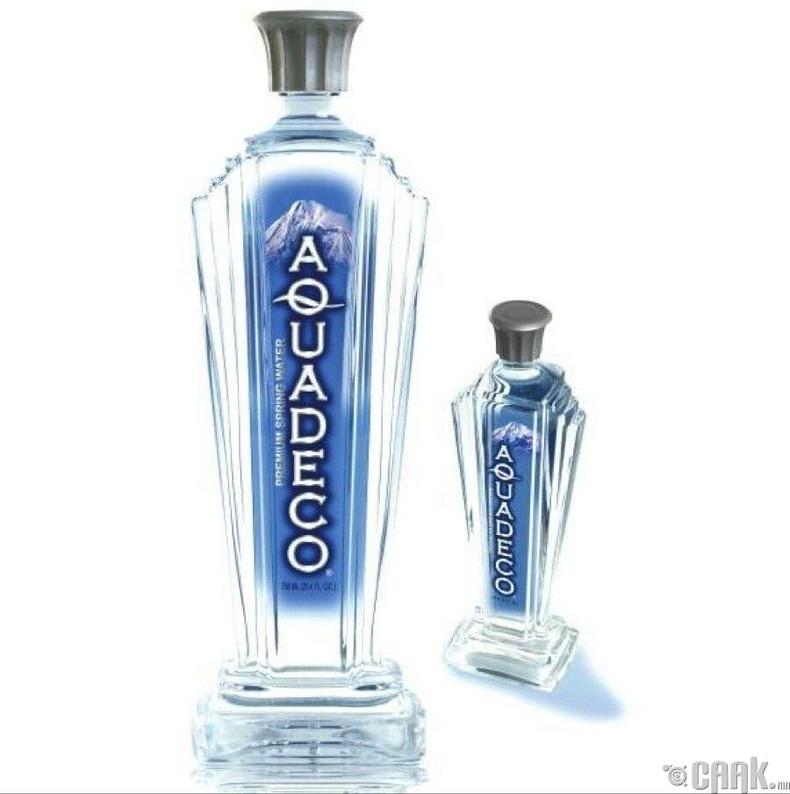 """Aqua Deco"" - 750 мл нь 12 ам.доллар /33,710 төгрөг/"