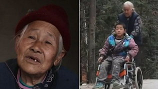 Дөрвөн жилийн турш өдөр бүр 24 км алхаж буй эмээ