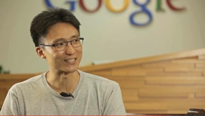 Google-д ажилладаг Монгол залуу