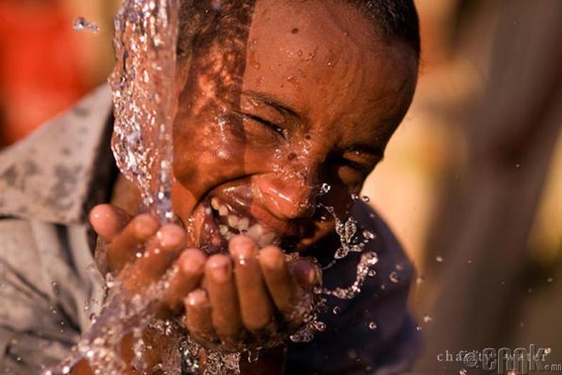 Ус уухыг шийтгэл болгох хэрэггүй!