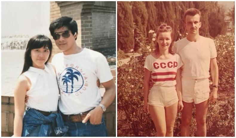 Цахим хэрэглэгчид аав ээжийнхээ анх болзож байсан үеийн зургийг хуваалцжээ