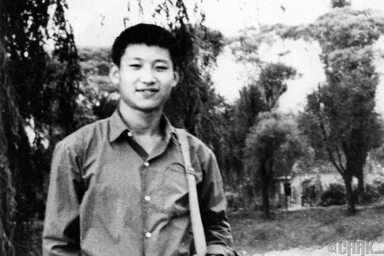 БНХАУ-ын Ерөнхийлөгч Ши Жиньпин