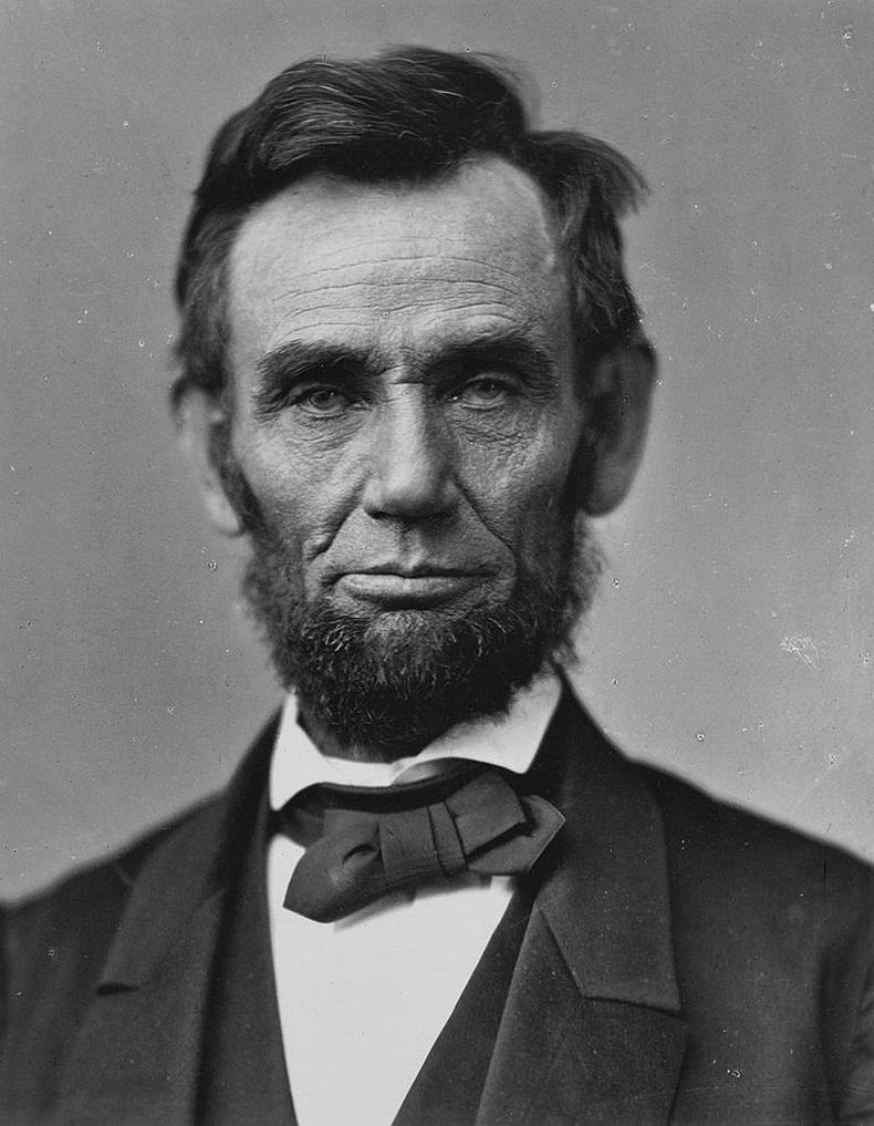АНУ-ын 16 дахь Ерөнхийлөгч Абрахам Линкольн (Abraham Lincoln)