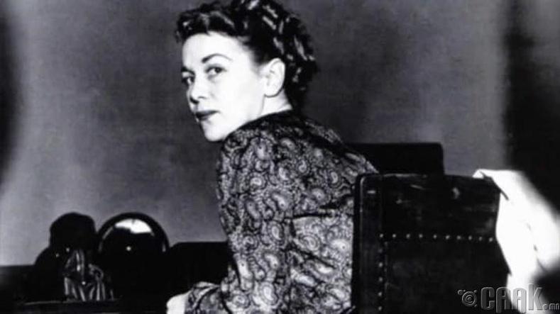 Барбара Грахам (Barbara Graham)