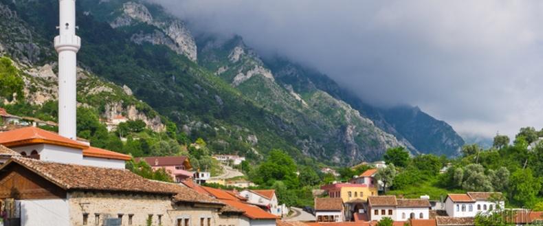 "Албани - ""Шкипериа"" (Shqipëria)"