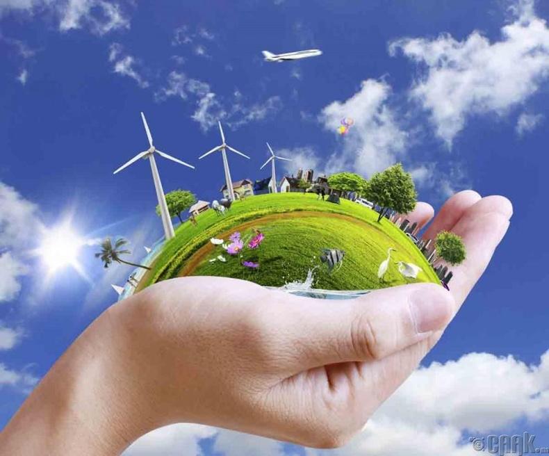 Экологийн аюул