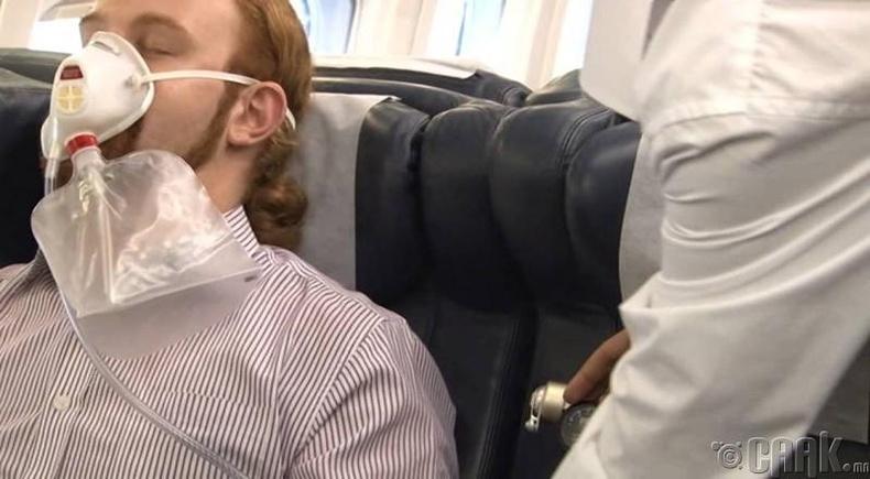 """""""Зорчигч суудал дээрээ нас барвал яах вэ?"""""""