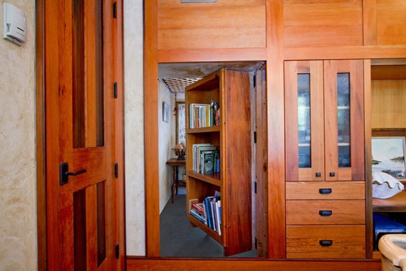 Гэртээ нууц өрөөтэй болох сонирхолтой аргууд
