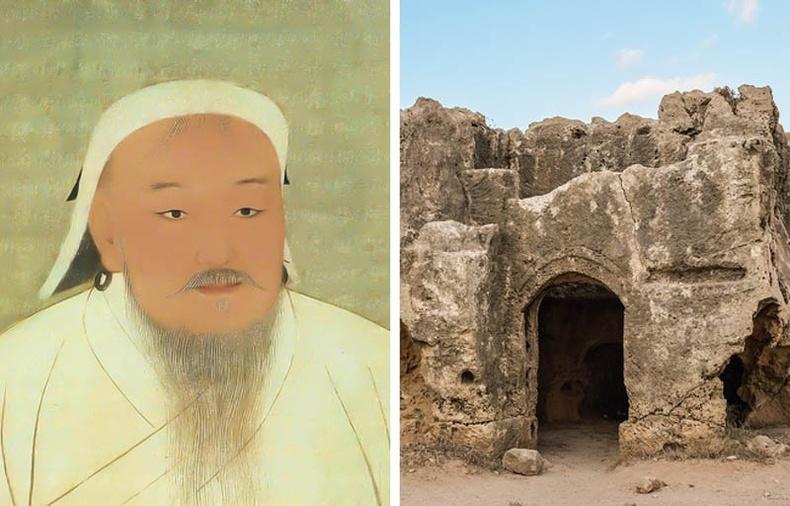 Чингис хааны бунхан